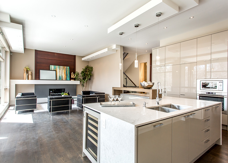 kitchen renovation contractors in Toronto and Mississauga